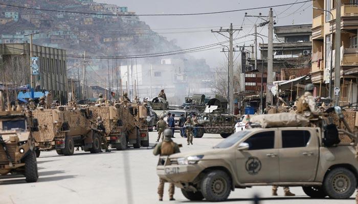 داعش کے حملے، افغانستان سے اقلیتوں کی نقل مکانی
