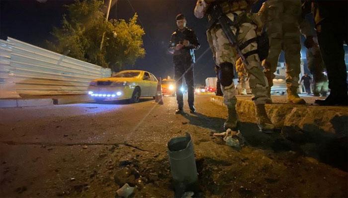 بغداد میں راکٹ حملے، بچوں سمیت پانچ افراد جاں بحق، دو زخمی