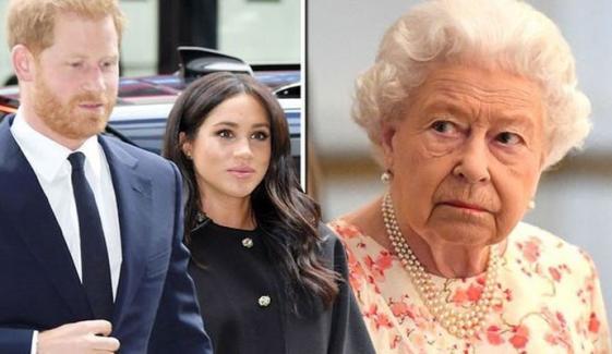 'ملکہ برطانیہ، ہیری سے قطع تعلق کرسکتی ہیں'