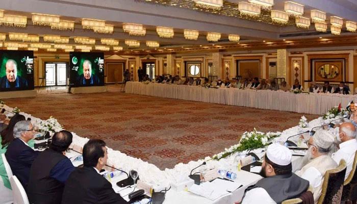 اسلام آباد: پی ڈی ایم کا اہم ہنگامی اجلاس آج طلب