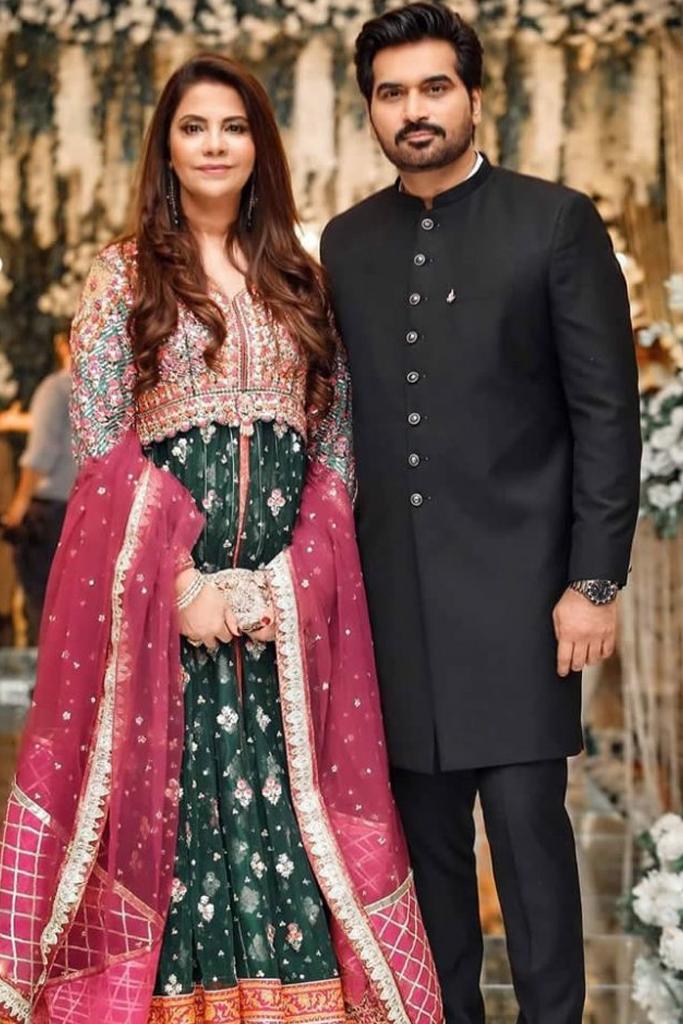 ہمایوں سعید کی بھائی کو شادی کی مبارکباد