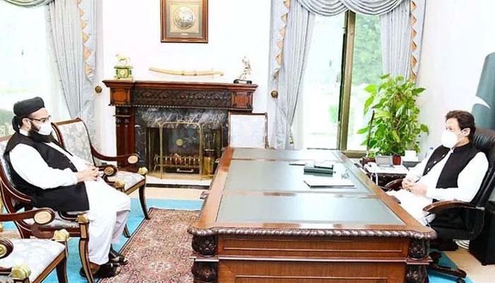 وزیراعظم عمران خان کی ٹیم میں مولانا طاہر اشرفی بھی شامل