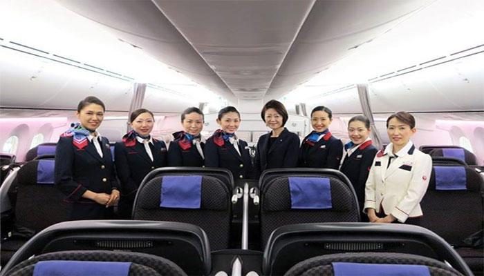 جاپان ائیرلائنز مسافروں کو خواتین و حضرات نہیں تمام مسافر کہہ کر مخاطب کریگی
