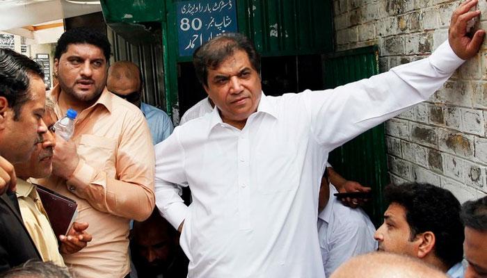 راولپنڈی: شوکت خانم ہرجانہ کیس، حنیف عباسی پر 50لاکھ جرمانہ