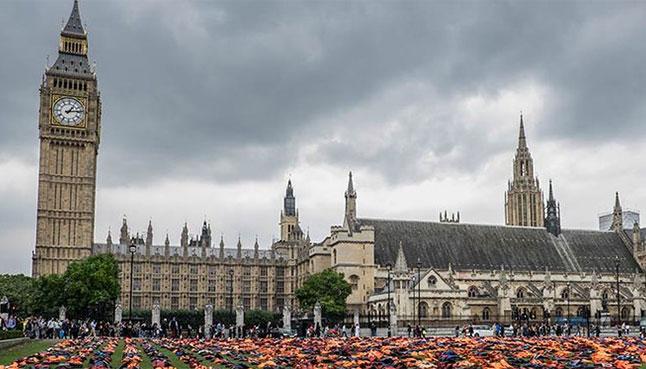 برطانیہ میں پناہ حاصل کرنے والوں کو کہاں رکھا جائے گا؟