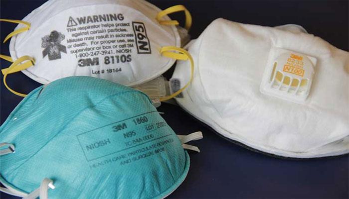 این 95 ماسک کو کورونا وائرس سے پاک کرنے کا طریقہ دریافت