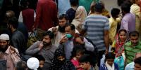 'کراچی میں کورونا وائرس بڑھنے لگا'