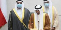 کویت کےنئے امیر شیخ نواف الاحمد الصباح نےعہدے کا حلف اٹھالیا