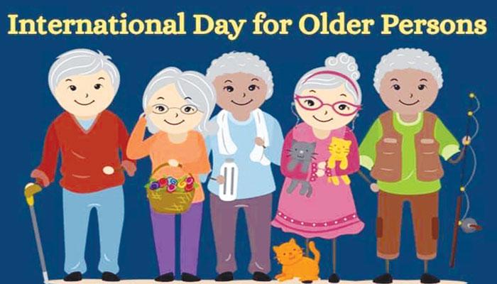 بزرگ افراد کا عالمی دن