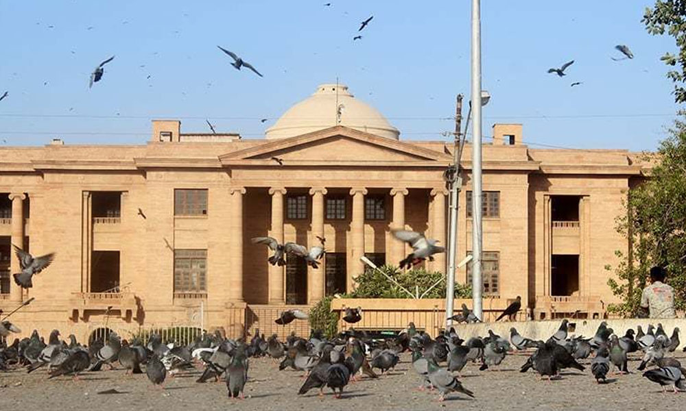 سندھ ہائیکورٹ کا عوامی مقامات سے بل بورڈ ہٹانے کا حکم