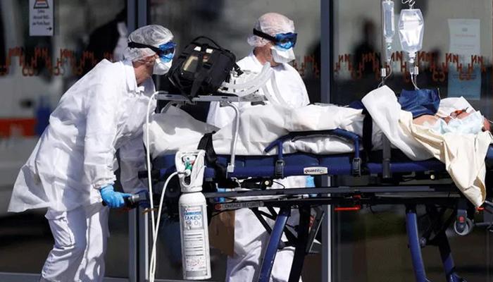 فرانس: 24 گھنٹوں میں کورونا کے 13ہزار نئے کیسز رپورٹ