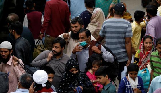 کراچی، 6 اضلاع کورونا وائرس ہاٹ اسپاٹ قرار