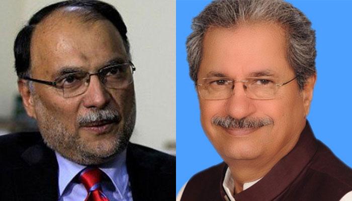 شفقت محمود اور احسن اقبال کے اپنے بیانیے کے حق میں دلائل