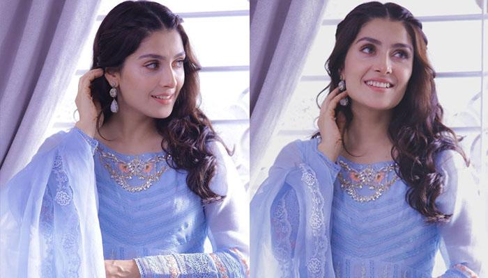 مداحوں کی محبت میرے لیے بہت معنی رکھتی ہے، عائزہ خان