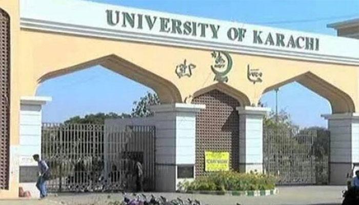 جامعہ کراچی میں طالبہ کو ہراساں کرنے کے الزام میں 6 نوجوان گرفتار