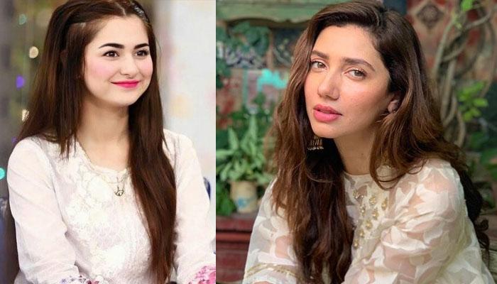 ماہرہ خان نے ہانیہ عامر کی تعریف کیوں کی؟
