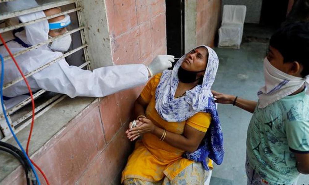 کورونا وائرس، بھارت کے امریکا سے آگے نکل جانے کا خدشہ