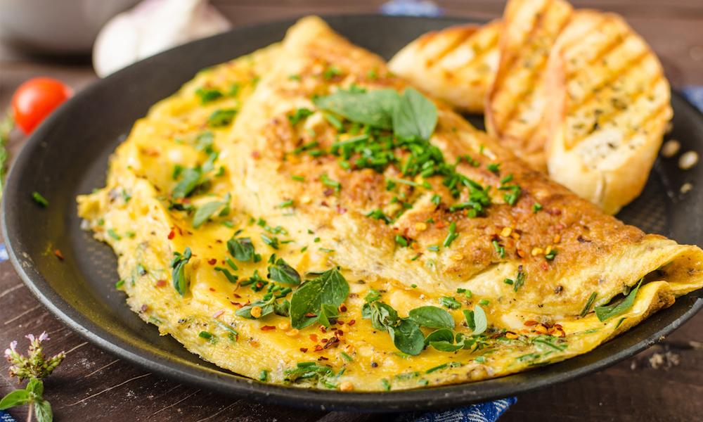 ناشتے میں انڈوں کے استعمال کے صحت پر فوائد