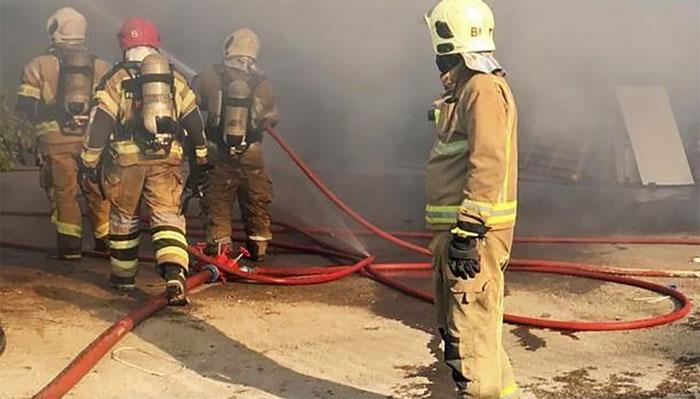 ایران: اہواز میں گیس اخراج سے دھماکا، پانچ افراد جاں بحق، نو زخمی
