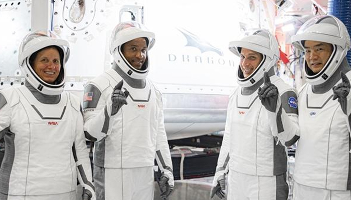 ناسا کے اسپیس ایکس مشن کی روانگی مؤخر