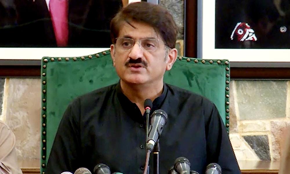 مراد علی شاہ کی جامعہ فاروقیہ کراچی آمد