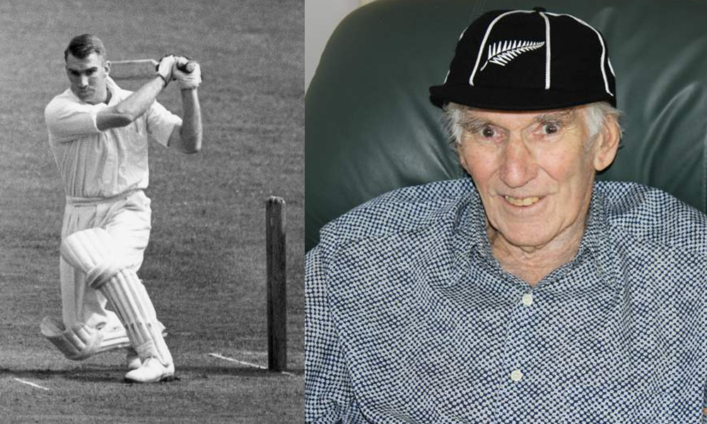 نیوزی لینڈ کے لیجنڈ کھلاڑی جان آر ریڈ انتقال کر گئے
