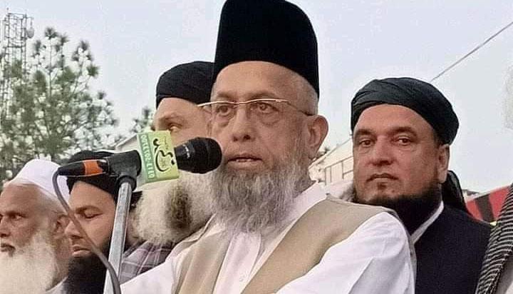 مولانا عادل کے قاتلوں کی گرفتاری پر 50 لاکھ کے انعام کی سفارش