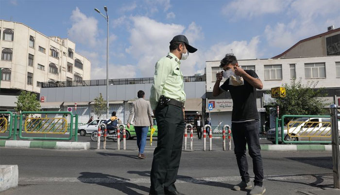 ایران میں آج فروری کے بعد کورونا وائرس سے ریکارڈ اموات