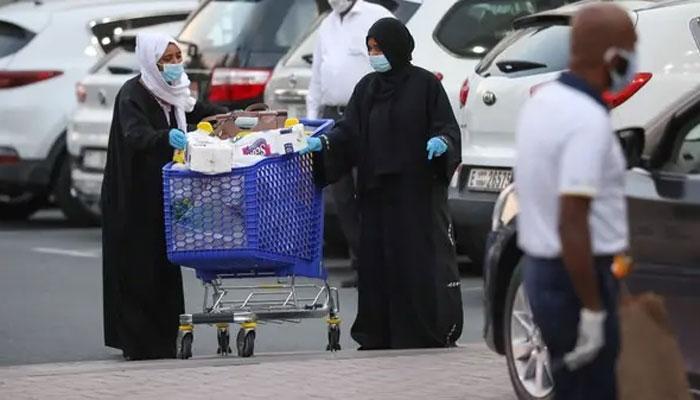 امارات میں کورونا وائرس کے مریضوں کی تعداد میں اضافہ