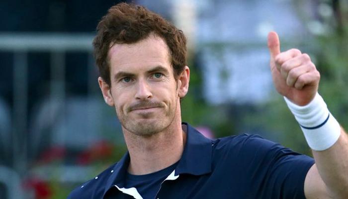 اینڈی مرے کولون انٹرنیشنل ٹینس ٹورنامنٹ کے پہلے ہی راونڈ سے باہر