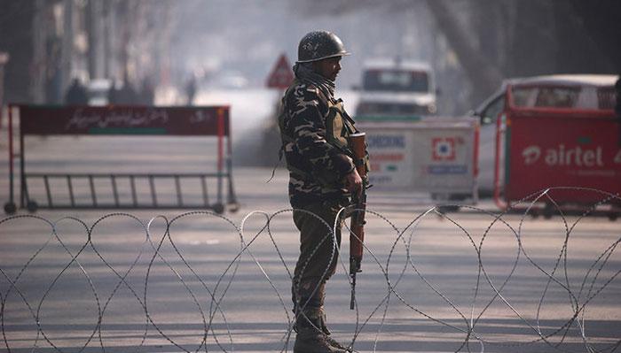 مقبوضہ کشمیر: بھارتی ریاستی دہشتگردی، دو کشمیری نوجوان شہید کردیئے