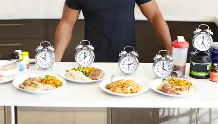 کھانے کے اوقات میں بے ترتیبی صحت کیلئے نقصان دہ ہے؟