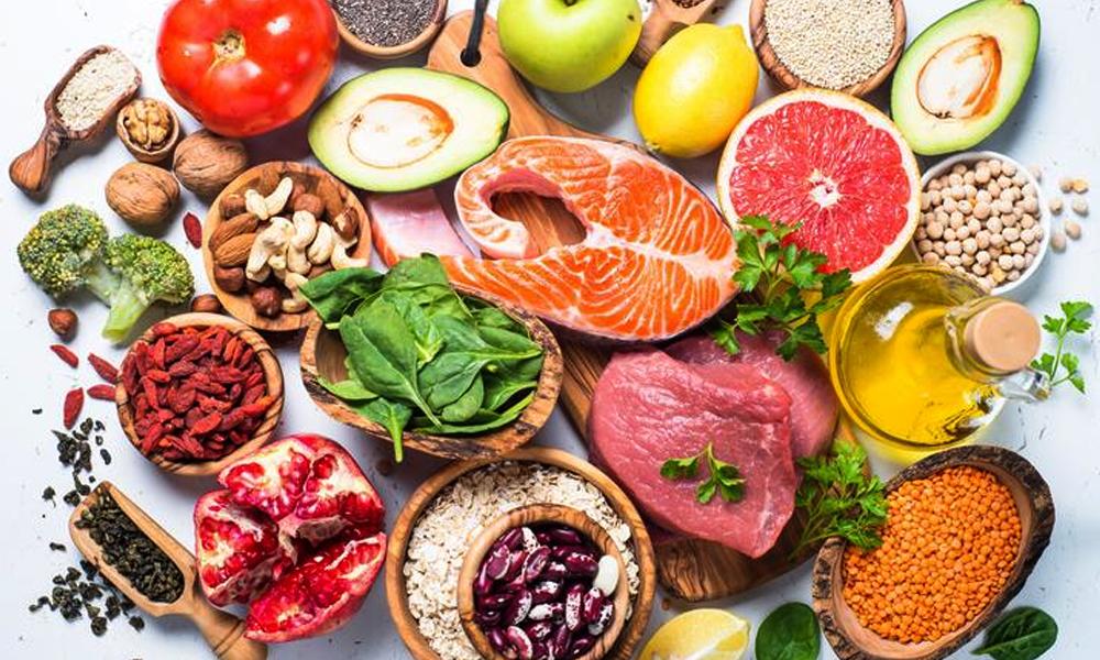 6 غذائی اجزا ہماری صحت کیلئے نہایت ضروری ہیں