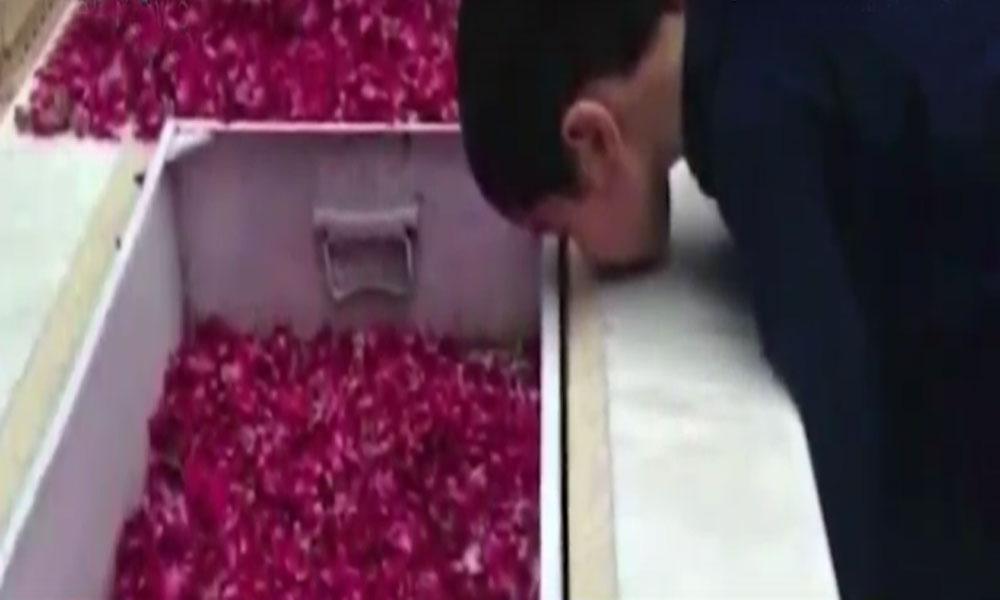 مکران کوسٹل ہائی وے حملہ، شہید اہلکاروں کی اجتماعی نمازِ جنازہ ادا