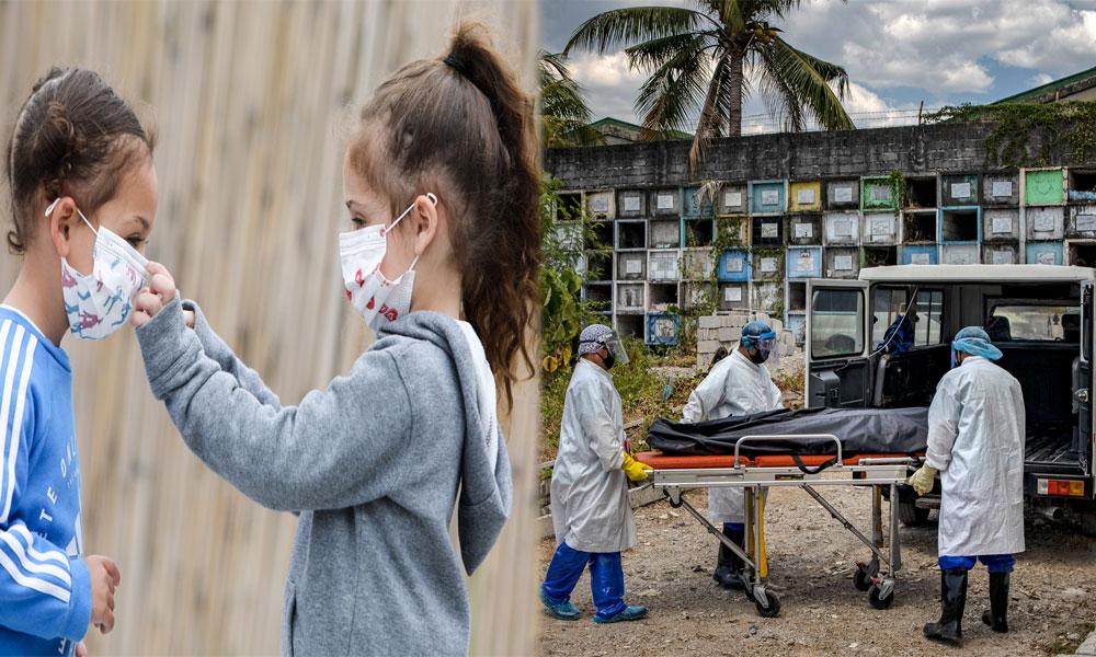 کورونا وائرس سے اموات 11 لاکھ سے متجاوز