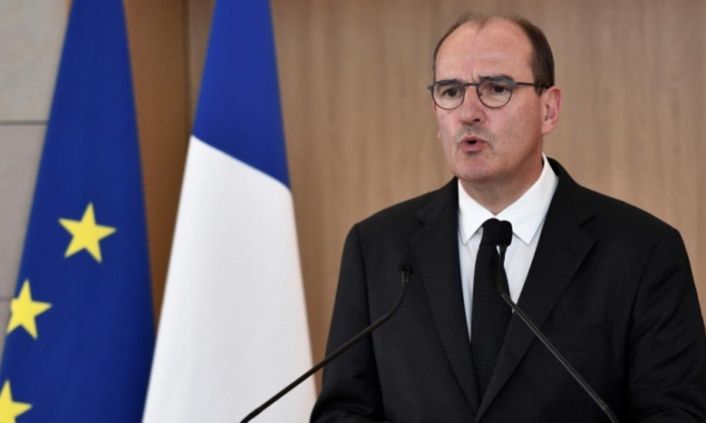 پیرس، لاک ڈاؤن پر عملدرآمد کیلئے پولیس کی بھاری نفری سرگرم