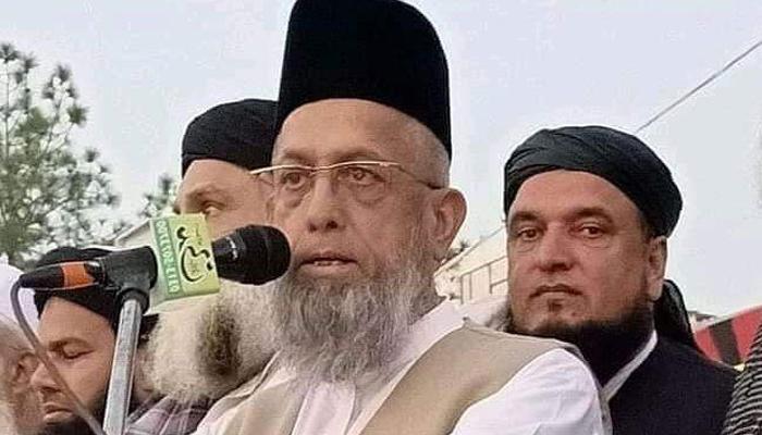 مولانا عادل کے قاتلوں کی گرفتاری کیحلاف ناگن چورنگی پراحتجاج