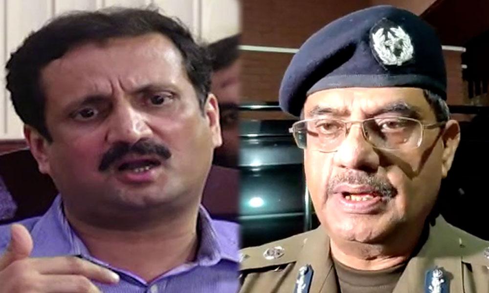 CCPO لاہور سے جھگڑے پر ایس پی CIA کی تنزلی