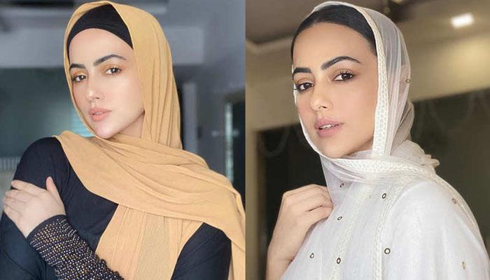 اسلام کی خاطر شوبز چھوڑنے والی بھارتی اداکارہ ثناء خان کی زندگی کیسے بدلی؟