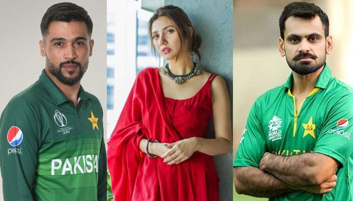 قومی کرکٹر ز کو بھی ماہرہ خان کی نئی فلم کا بےصبری سے انتظار
