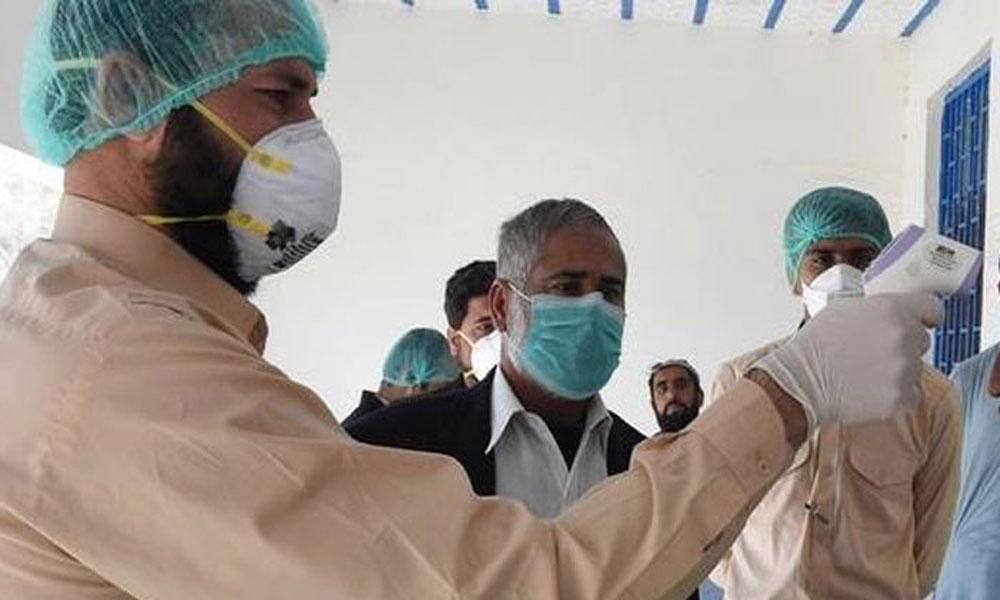 پاکستان: کورونا وائرس کے مزید 567 کیسز، 16 اموات