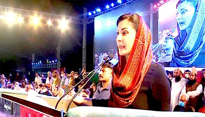 مودی کی کامیابی کی دعائیں عمران خان نے مانگیں، مریم نواز