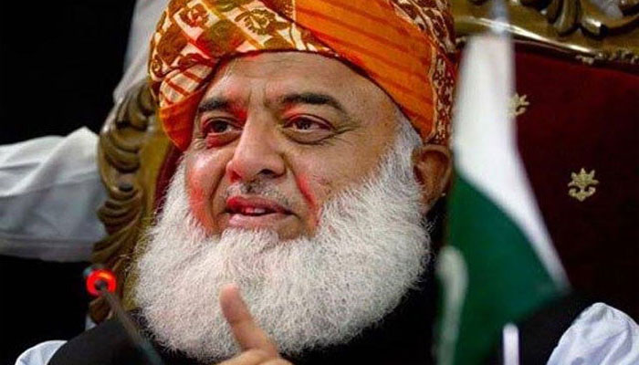 دھاندلی سے بنی حکومت کو تسلیم کرنے پر مجبور کیا جاتا رہا، مولانا فضل الرحمٰن
