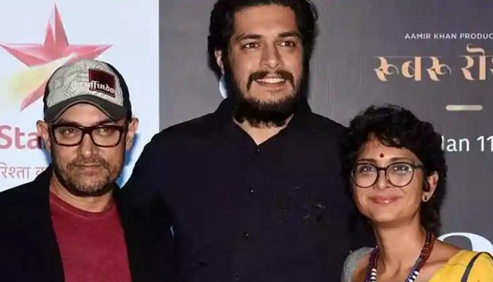 مسٹر پرفیکشنسٹ عامر خان کے بیٹے جنید خان فلم آڈیشن میں فیل