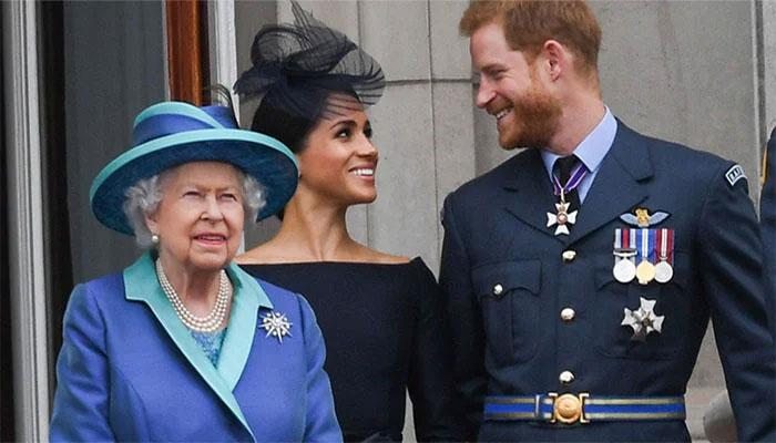 ہیری اور میگھن جنوری میں برطانیہ لوٹیں گے، ملکہ سے ملاقات شیڈول نہیں ہے
