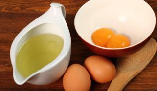 سلکی بالوں کیلئے انڈے سے بنے ماسک