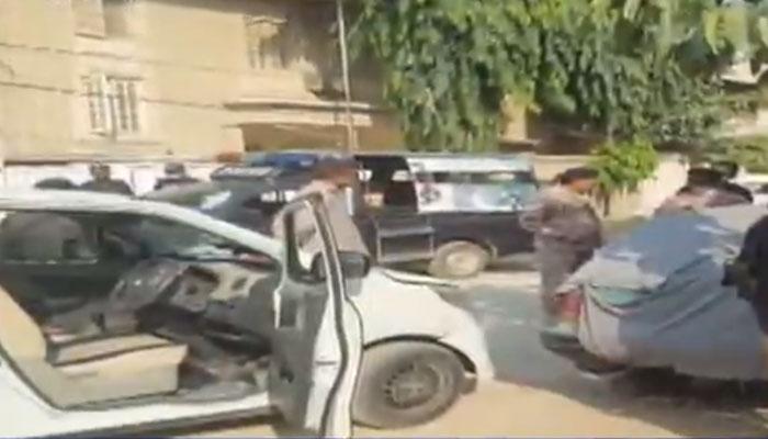 کراچی میں لڑکی کی پراسرار ٹارگٹ کلنگ
