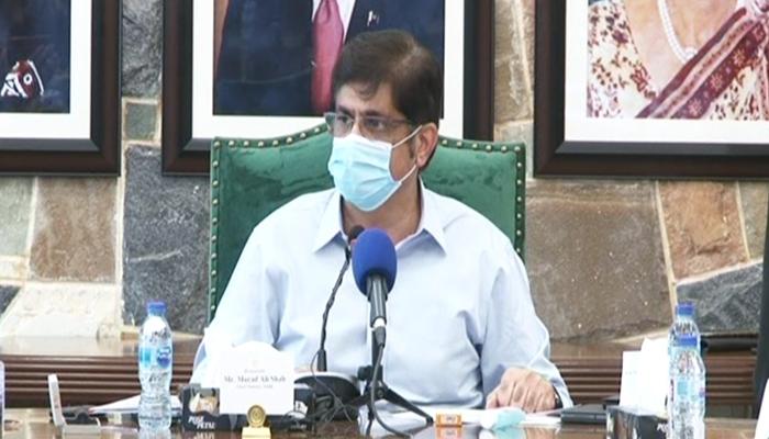 وزیراعلیٰ سندھ کا کیپٹن(ر) صفدرکی گرفتاری پرانکوائری کرانے کا اعلان