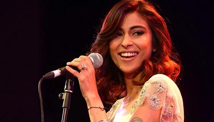 میشا شفیع کوک اسٹوڈیو میں واپسی کیلئے تیار