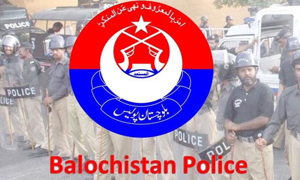 بلوچستان پولیس میں بڑے پیمانے پر تقرر و تبادلے